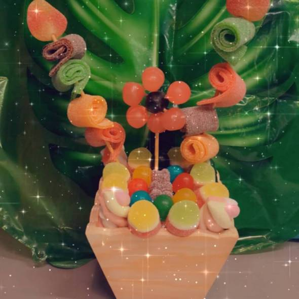 Gateau de bonbon