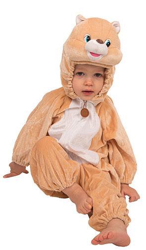 deguisement ours bébé