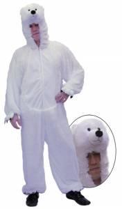 Deguisement d'ours polaire