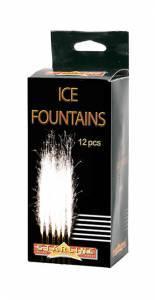 Bougie fontaine à gateaux 18 cm