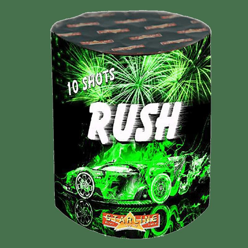 Rush 10 SHots