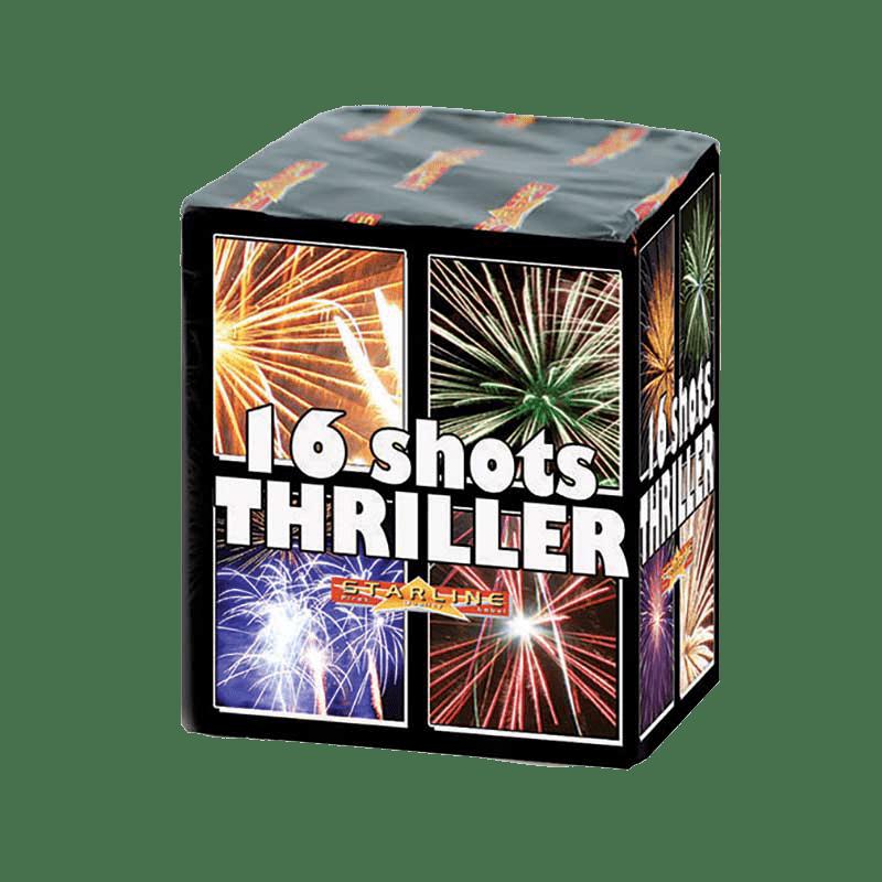 16 Shots Thriller
