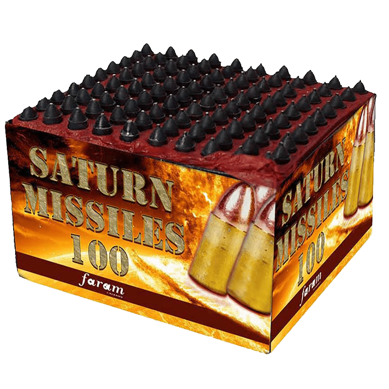 Saturn missiles 100 coups