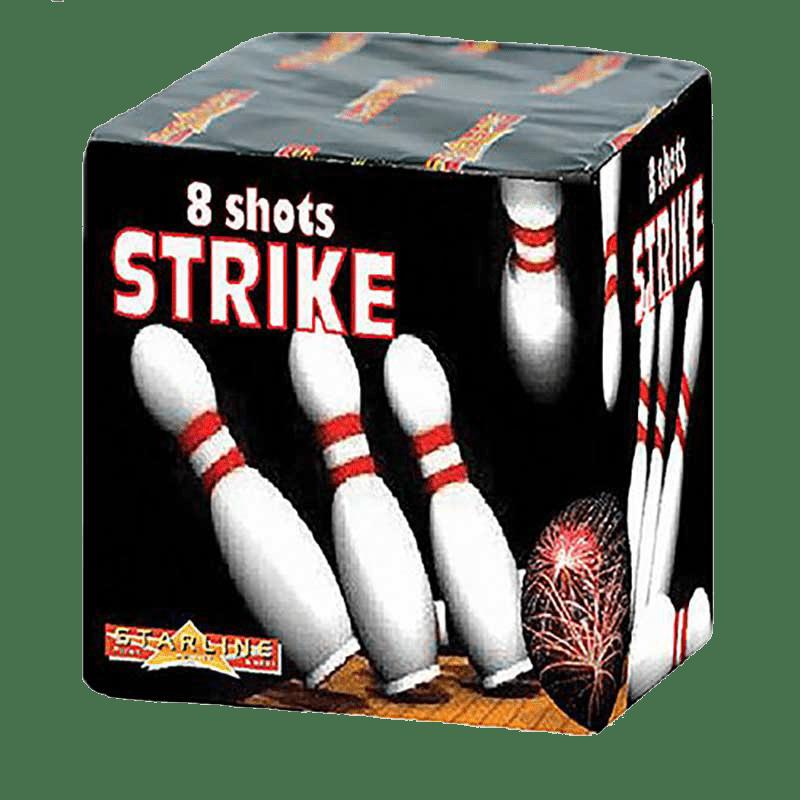 8 shots Strike